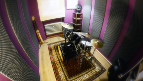 Tonstudio Würzburg mute-audio(labs): Drums